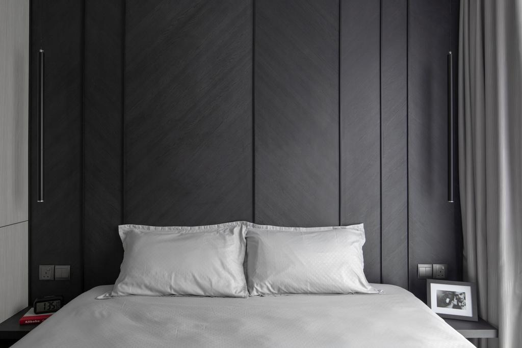 Contemporary, Condo, Bedroom, Wandervale, Interior Designer, Neu Konceptz