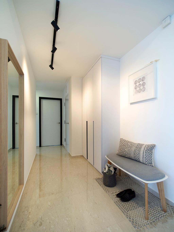 Scandinavian, Condo, Breezy Mansions, Interior Designer, Urban Habitat Design