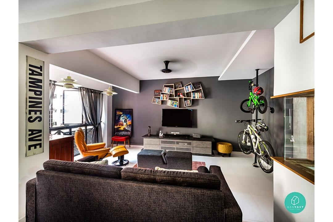 8 Awesome BTO Interior Designs That Look Good In Any Home!