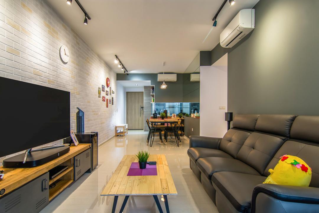 Sol Acres Living Room Interior Design 6