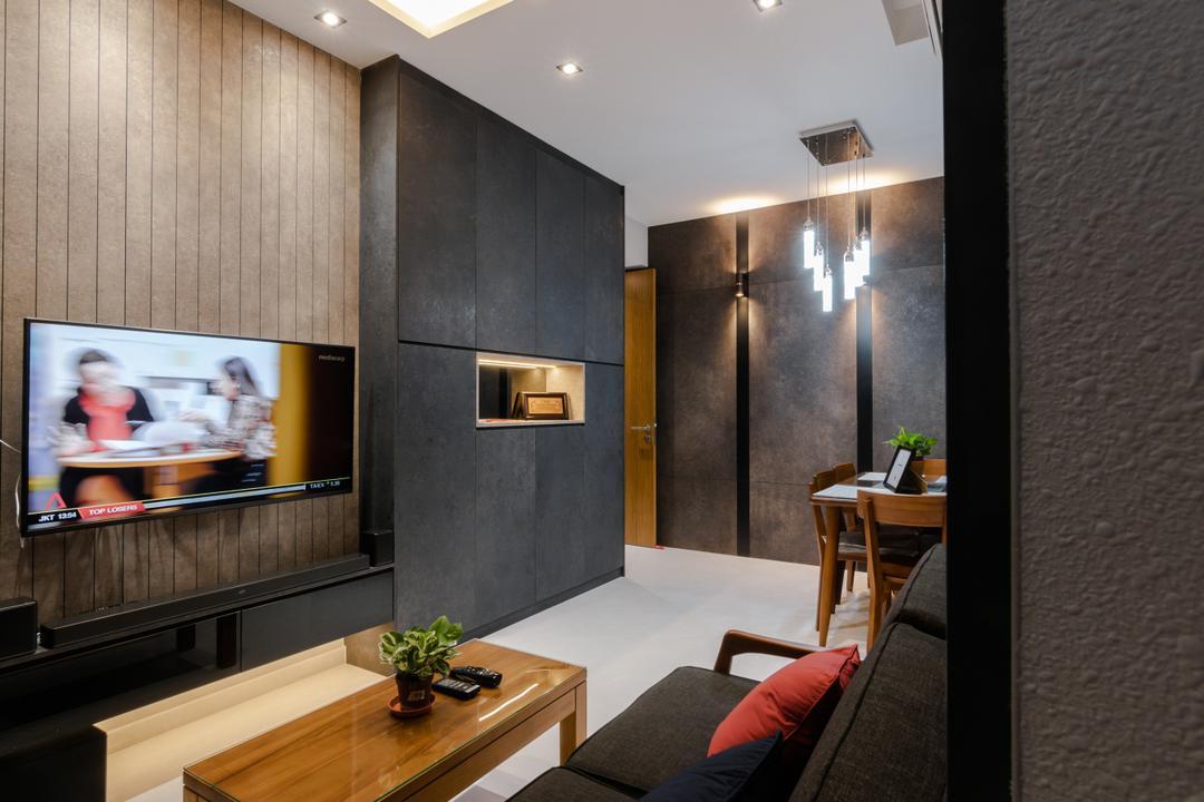 Trilive Living Room Interior Design 4