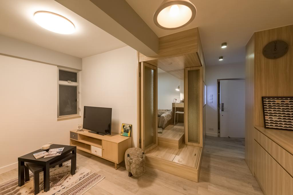 Shun Lee Mansion by Deco Farmer Studio