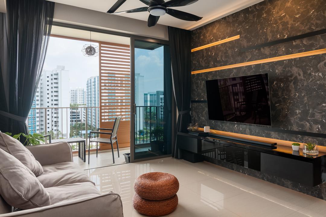 Parc Life Living Room Interior Design 7
