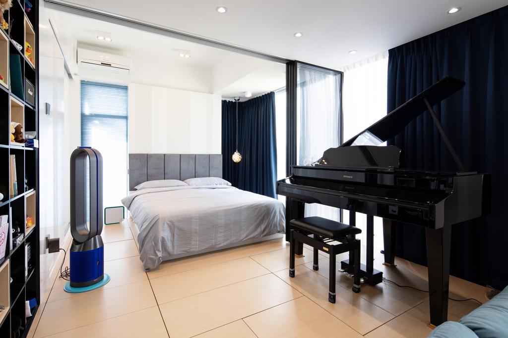 北歐, 私家樓, 睡房, 元朗尚悅, 室內設計師, Magis Design Studio