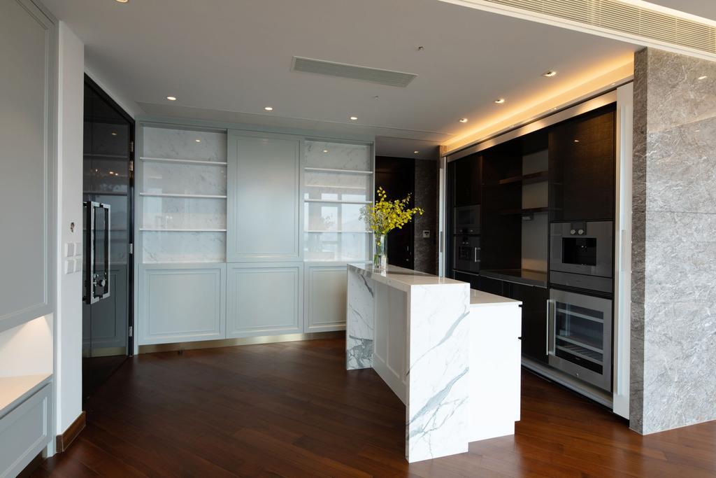 私家樓, 廚房, 何文田天鑄, 室內設計師, Magis Design Studio