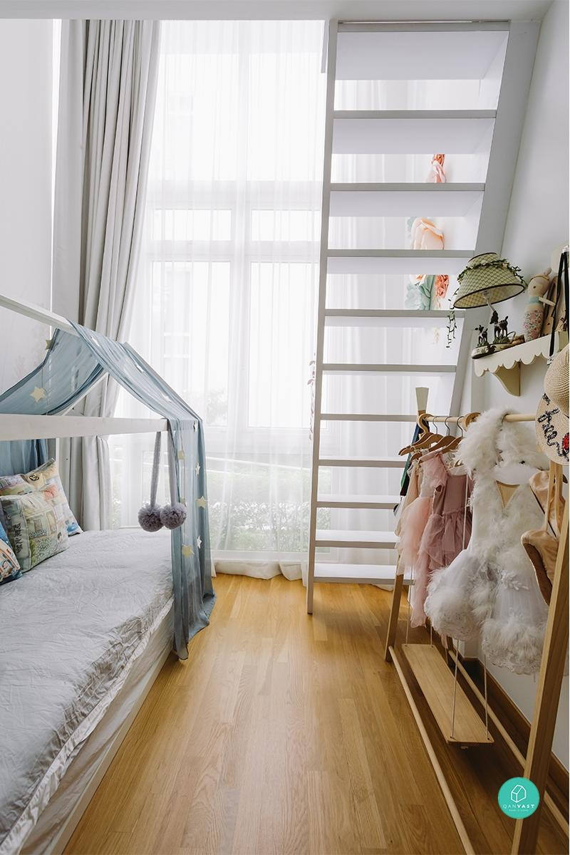 condominium home singapore high ceiling