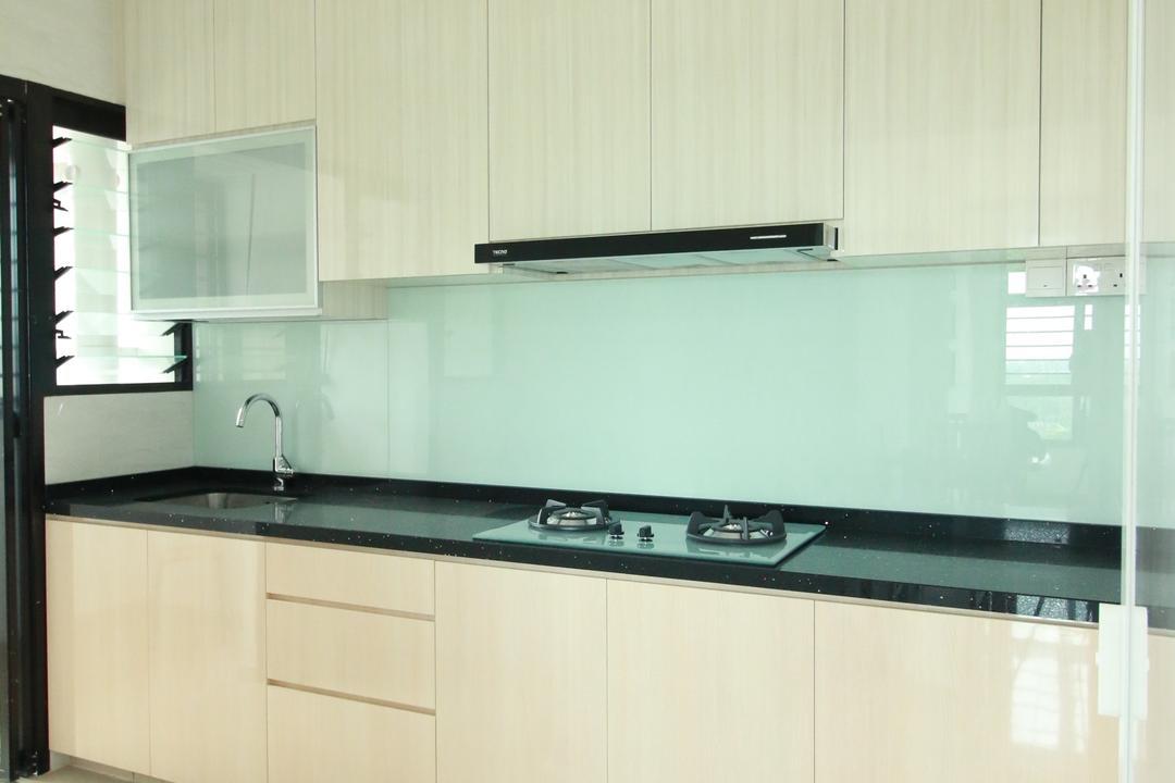 Buangkok Crescent Kitchen Interior Design 1