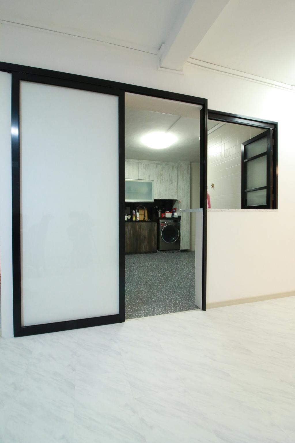 Contemporary, HDB, Bukit Batok Street 52, Interior Designer, Our Interior