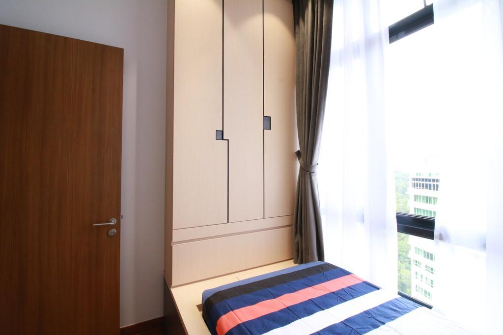 Contemporary, Condo, Bedroom, Eco Sanctuary, Interior Designer, Our Interior