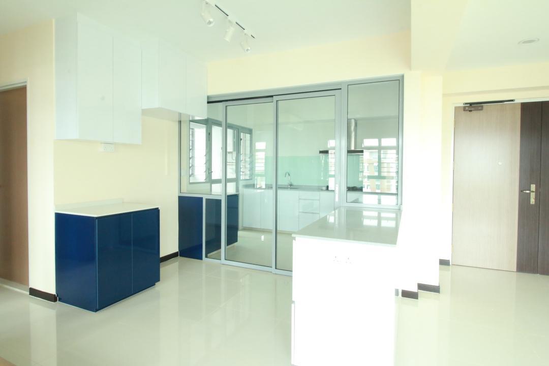Edgedale Plains Living Room Interior Design 1