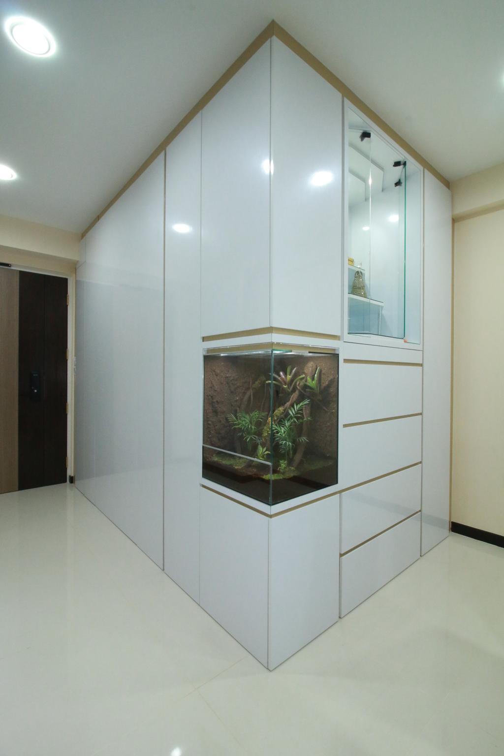 HDB, Living Room, Edgedale Plains, Interior Designer, Our Interior