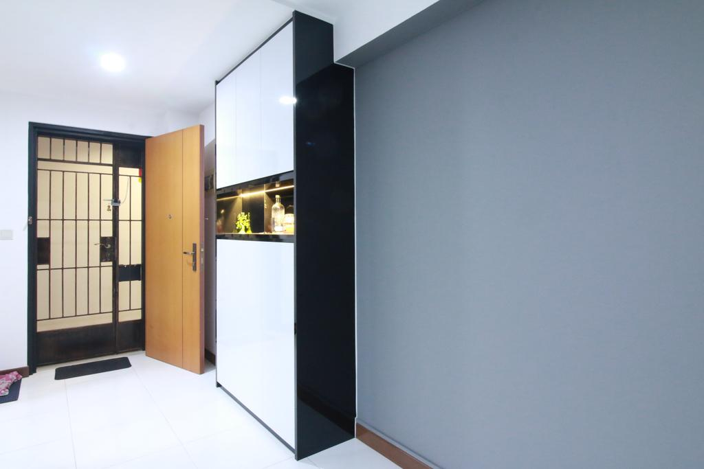 Contemporary, HDB, Punggol Central, Interior Designer, Our Interior