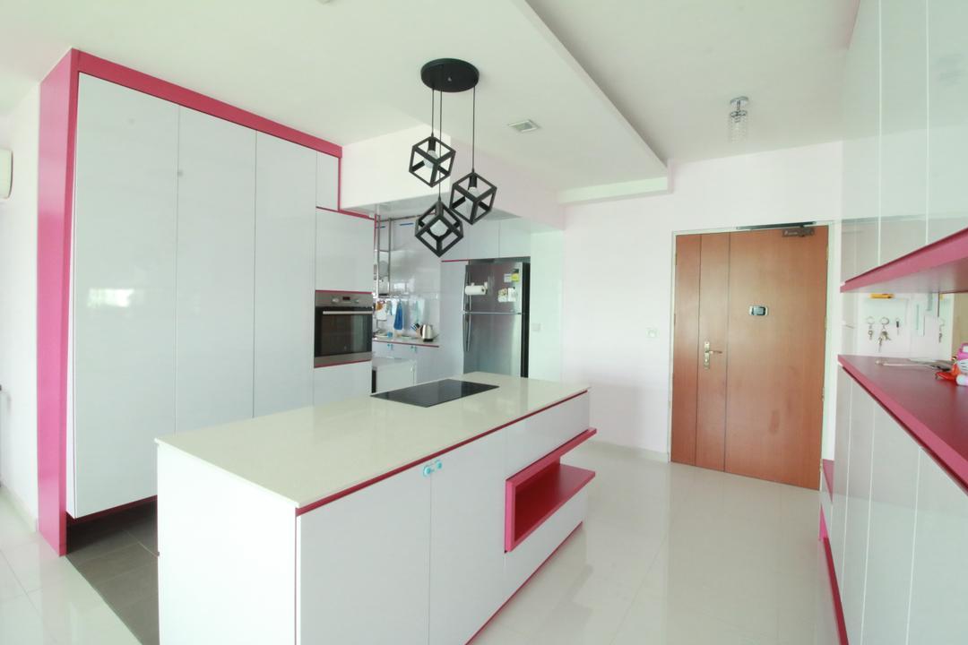 Sengkang West Way Kitchen Interior Design 7