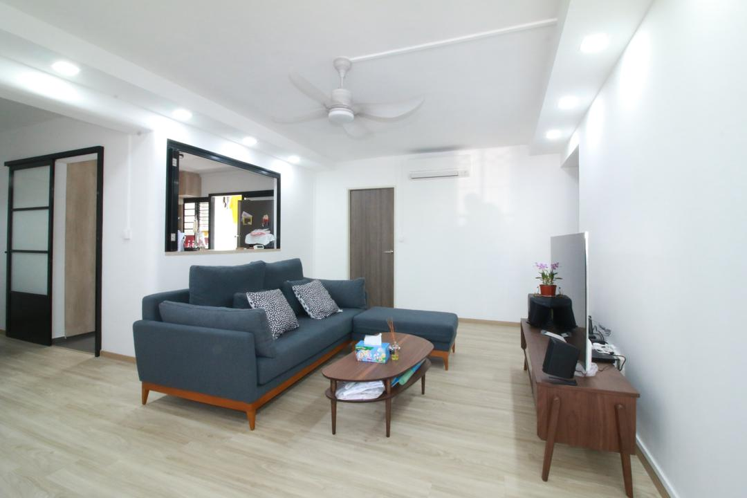 St. George's Lane Living Room Interior Design 9