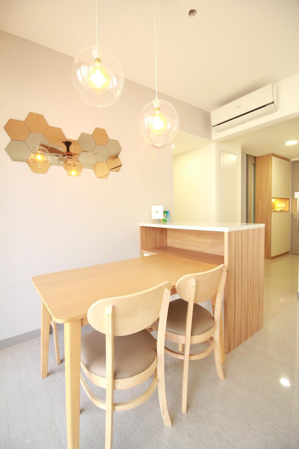 Contemporary, Condo, Dining Room, The Criterion, Interior Designer, Our Interior