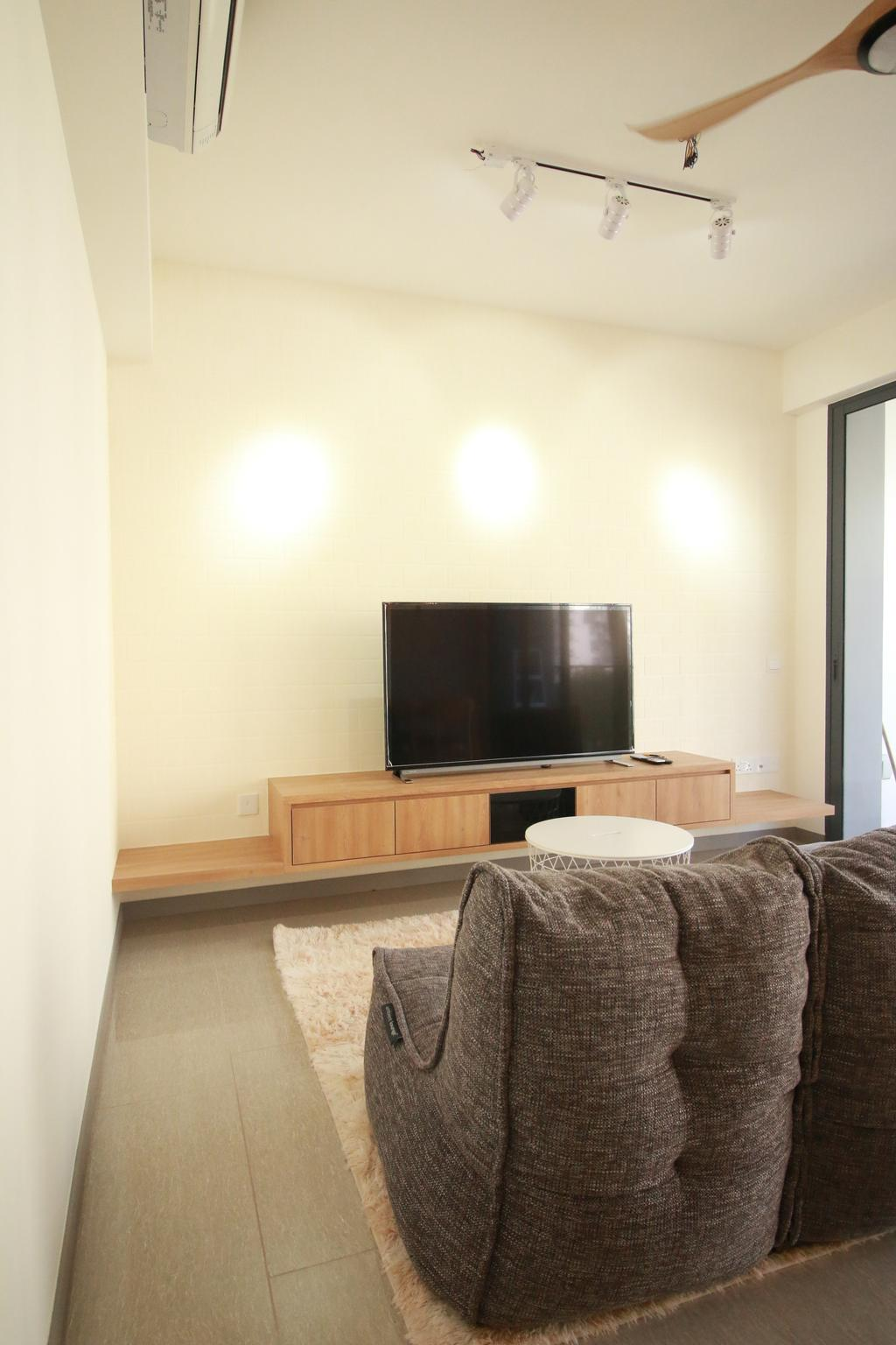 Contemporary, Condo, Living Room, The Criterion, Interior Designer, Our Interior