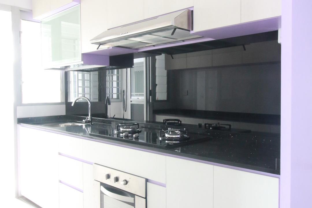 Woodlands Rise Kitchen Interior Design 1