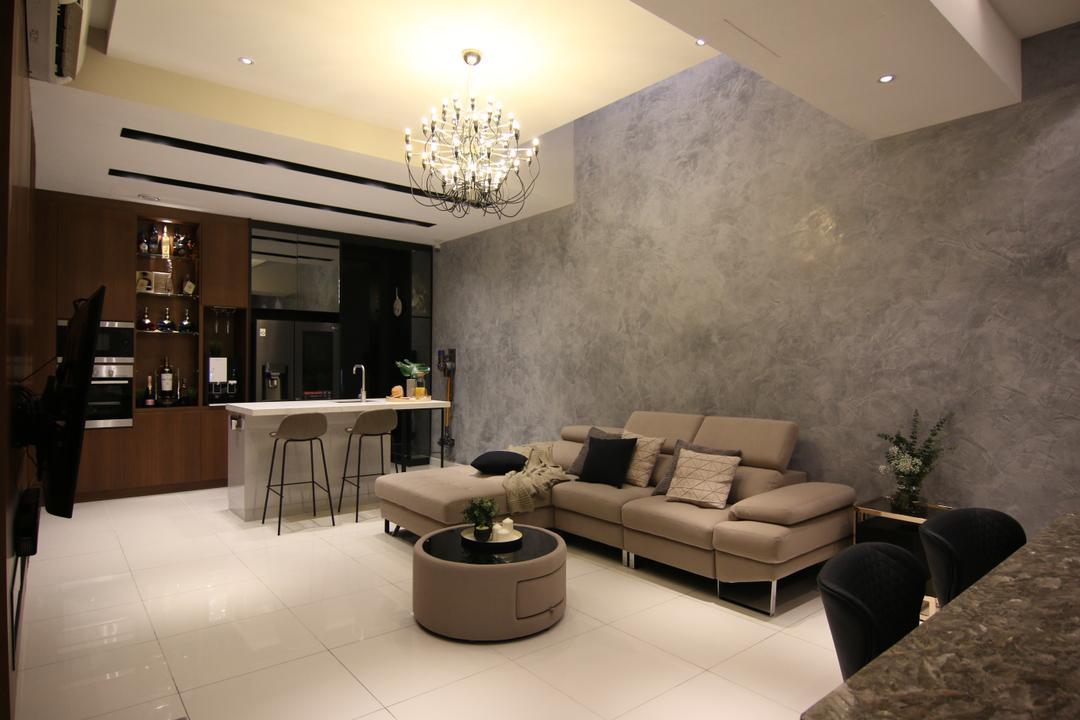 Tropicana Parkfield, Semenyih by Interior Hunters Sdn Bhd
