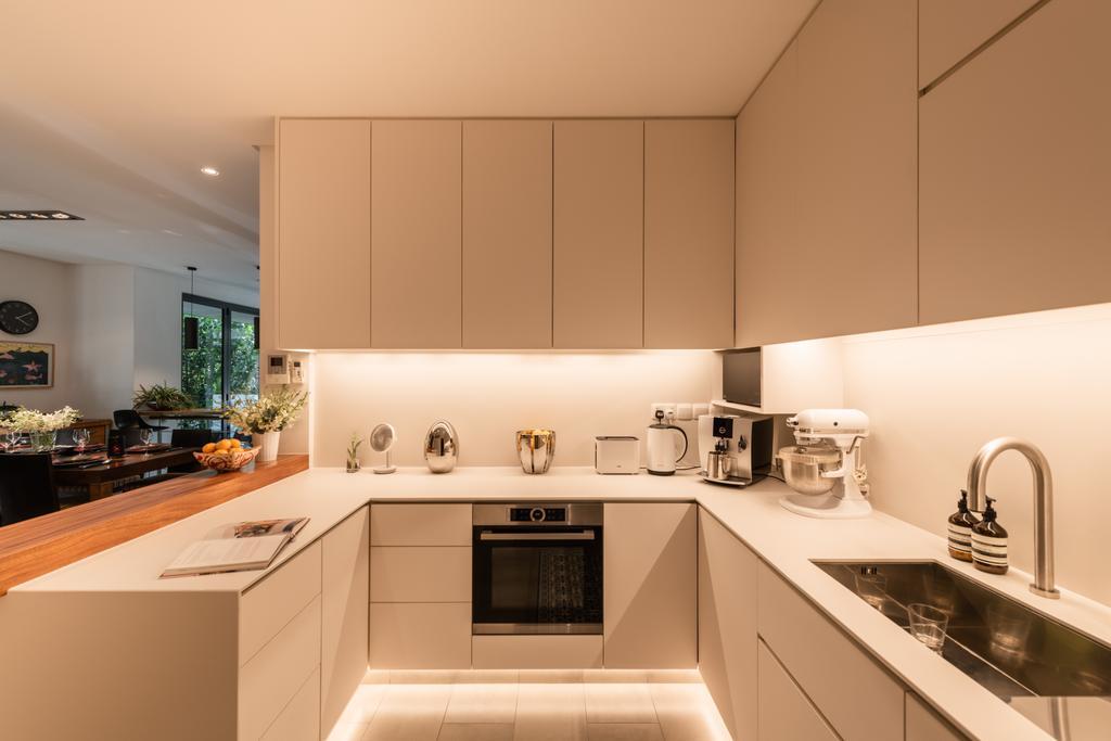 Contemporary, Landed, Kitchen, Holland Road, Interior Designer, Mr Shopper Studio