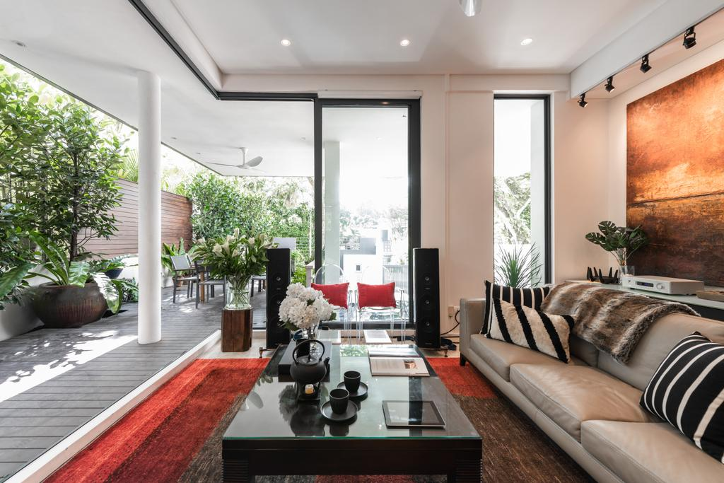 Contemporary, Landed, Living Room, Holland Road, Interior Designer, Mr Shopper Studio