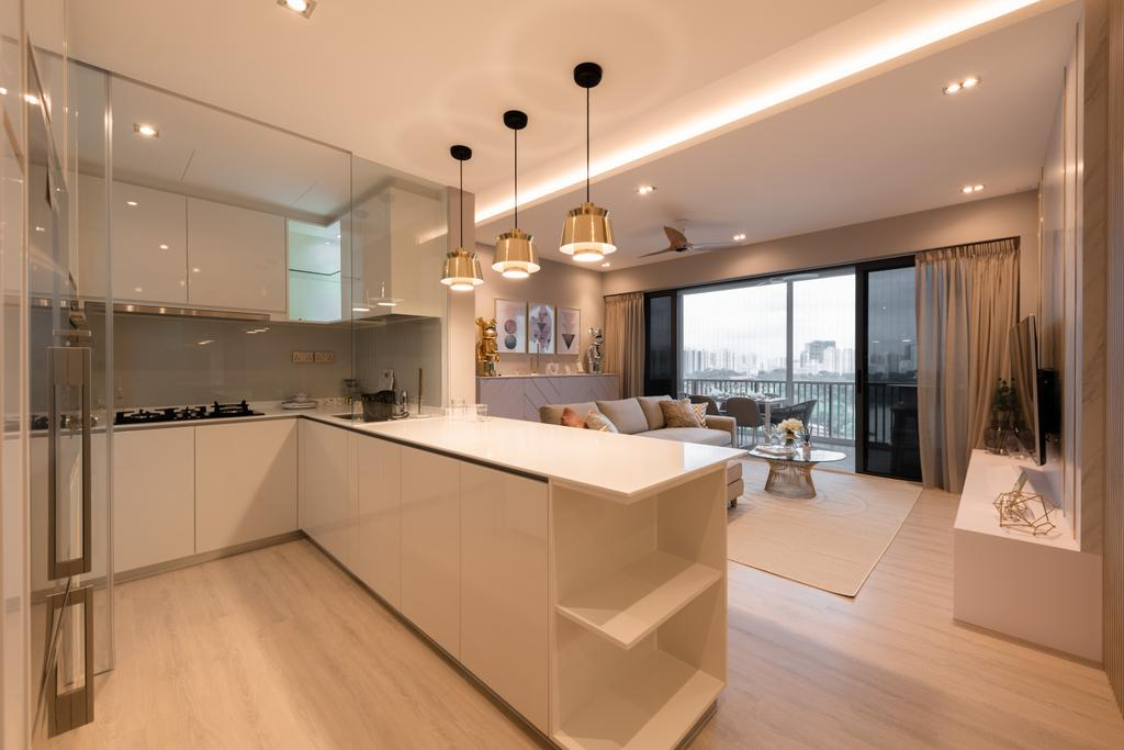 Contemporary, Condo, Kitchen, Lakeville, Interior Designer, Mr Shopper Studio