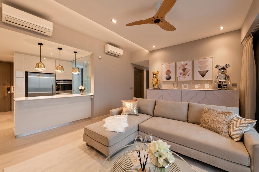 Contemporary, Condo, Living Room, Lakeville, Interior Designer, Mr Shopper Studio