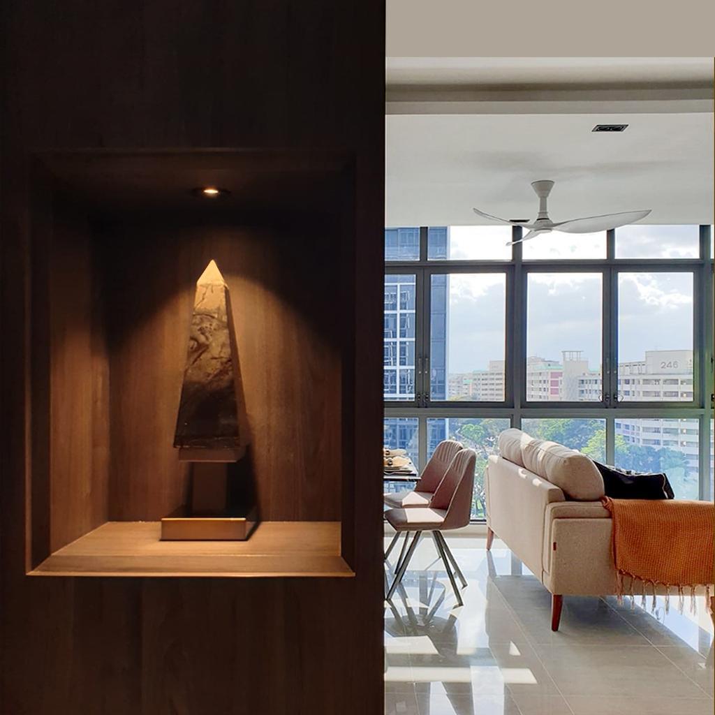 Contemporary, Condo, Living Room, Symphony Suites, Interior Designer, Mr Shopper Studio