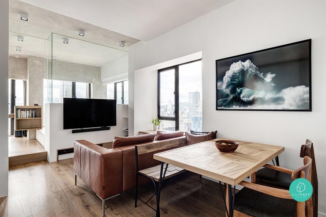 Qanvast 內部:與合適且可信的室內設計師配對