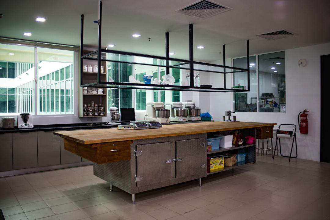 R D Kitchen Pulau Indah Interior Design Renovation Projects In Malaysia