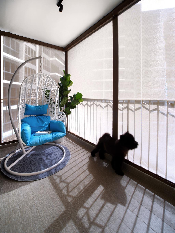 Contemporary, Condo, Balcony, The Criterion, Interior Designer, Urban Habitat Design