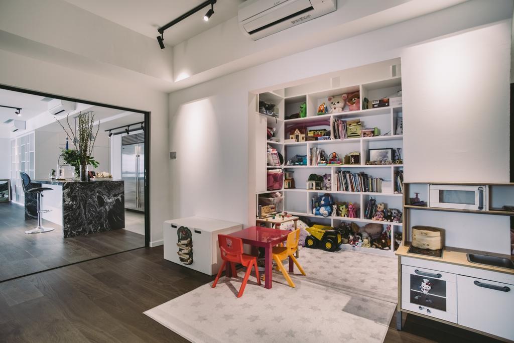 Contemporary, Condo, Yong An Park, Interior Designer, Urban Habitat Design