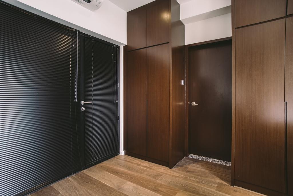 Contemporary, Condo, Bedroom, Yong An Park, Interior Designer, Urban Habitat Design