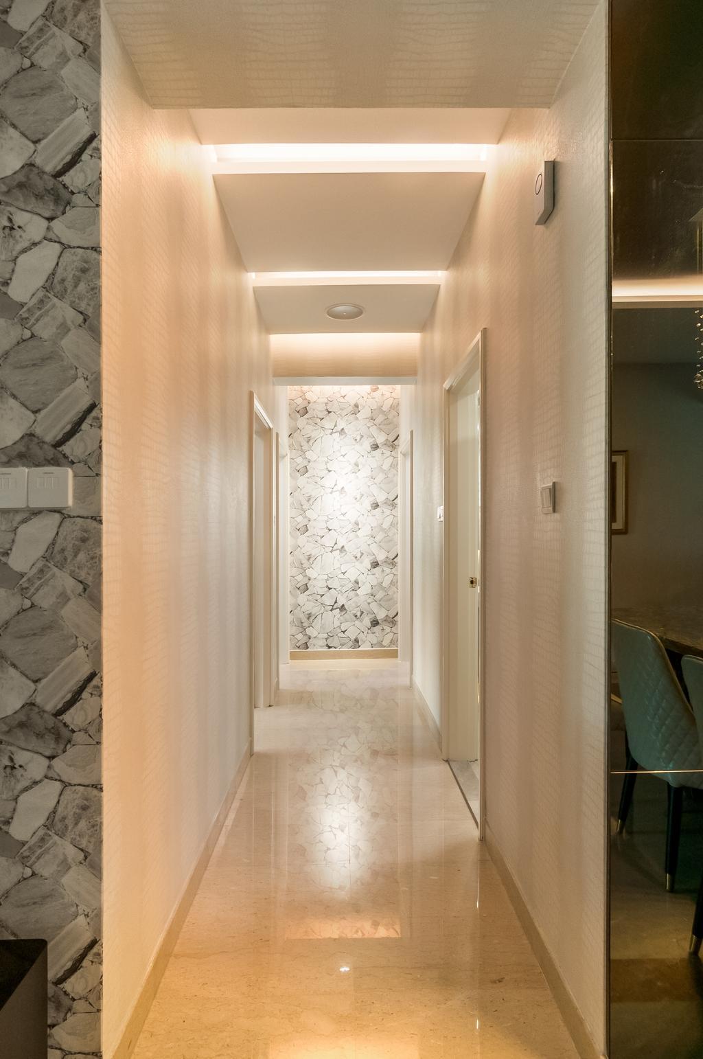 Eclectic, Condo, The Hillside, Interior Designer, Livinci Interior, Contemporary