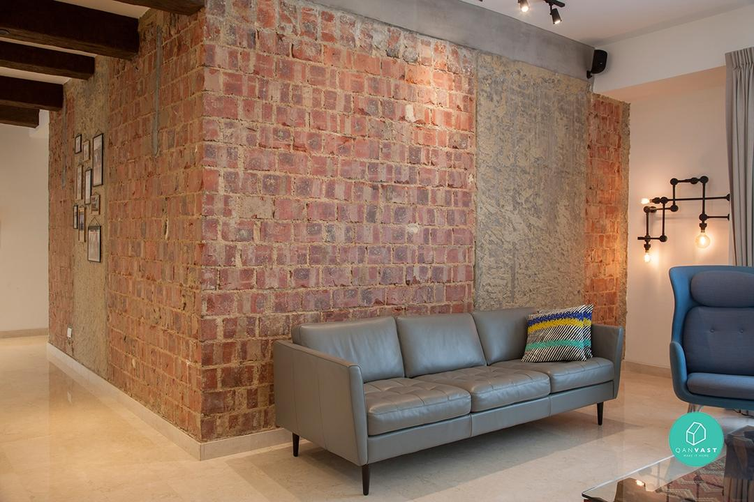 brick wall veneer stucco difference