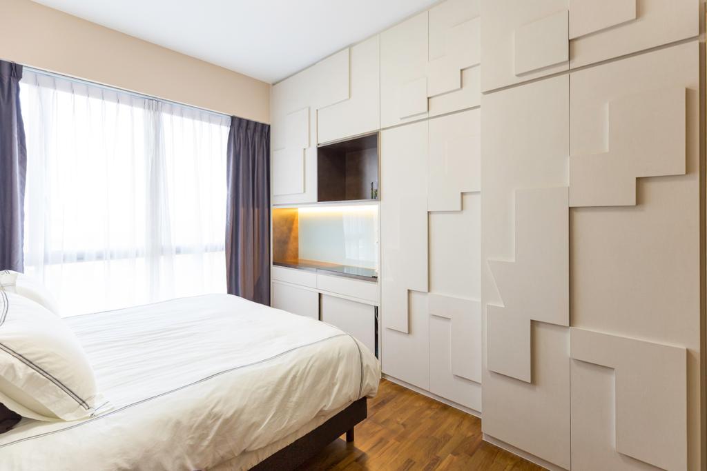 Contemporary, Condo, Bedroom, Seastrand, Interior Designer, Unity ID