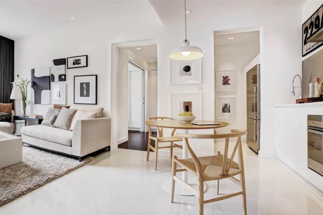 The Veo Show Unit, Setapak Living Room Interior Design 5