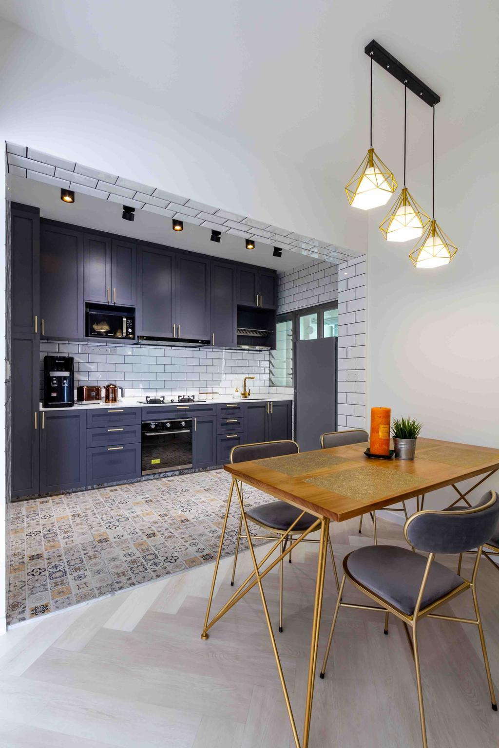 Virtual Kitchen Design Hdb Singapore: Interior Design Singapore