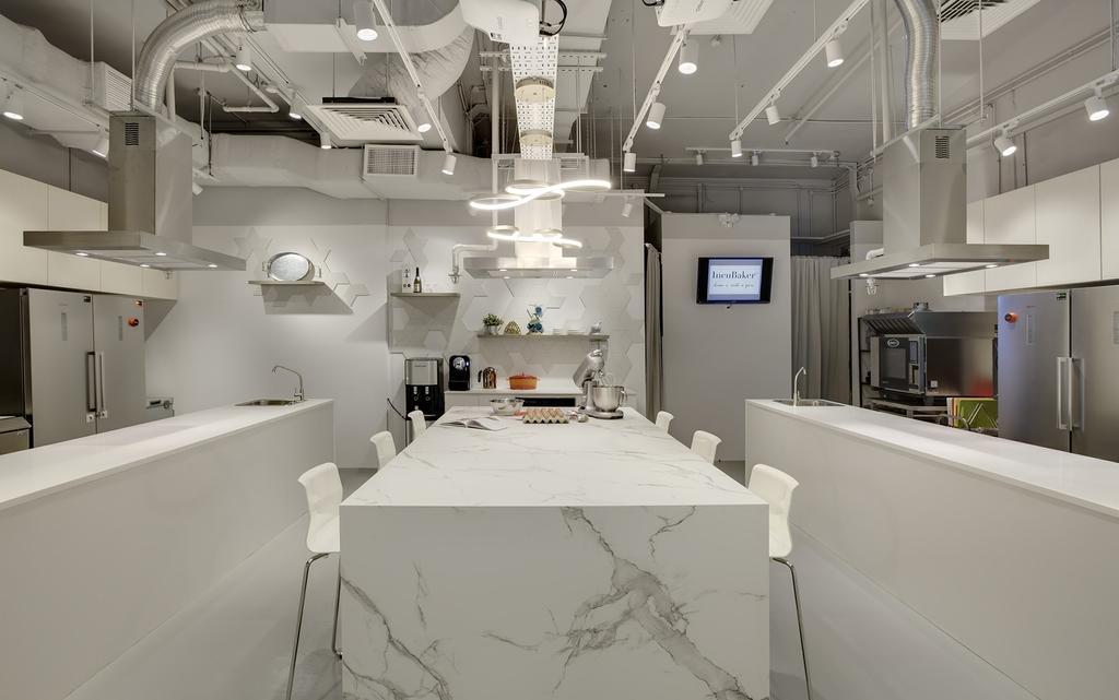 Media Circle, Commercial, Interior Designer, Liid Studio, Scandinavian