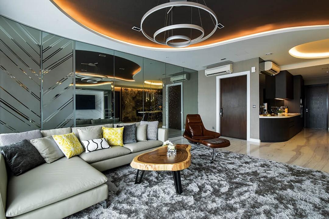 Classy, Elegant Homes - Dark Colours