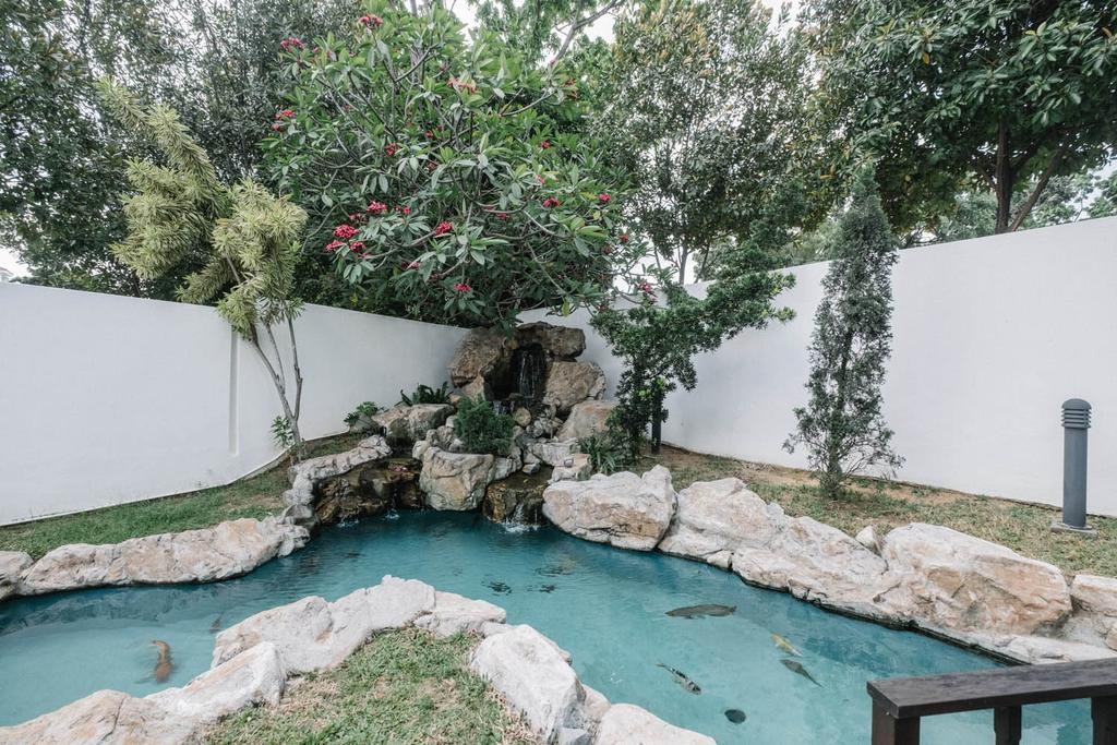 Contemporary, Landed, Garden, Tai Hwan Park, Interior Designer, Ascend Design