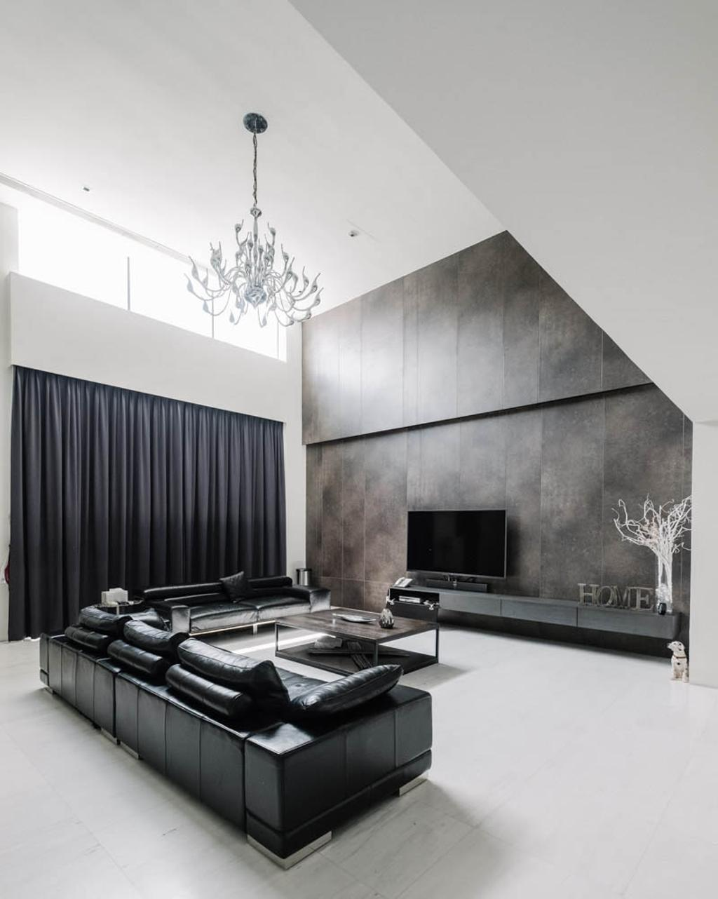 Contemporary, Landed, Living Room, Tai Hwan Park, Interior Designer, Ascend Design