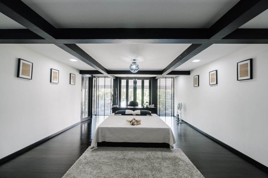 Contemporary, Landed, Bedroom, Tai Hwan Park, Interior Designer, Ascend Design