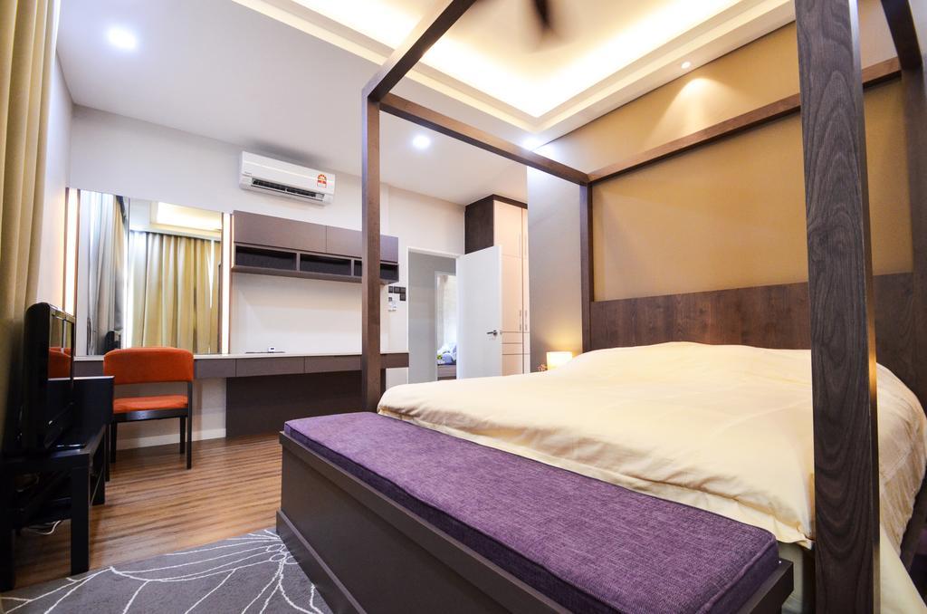 Modern, Apartment, Bedroom, Damansara Foresta, Bandar Sri Damansara, Interior Designer, Interior+ Design Sdn. Bhd.