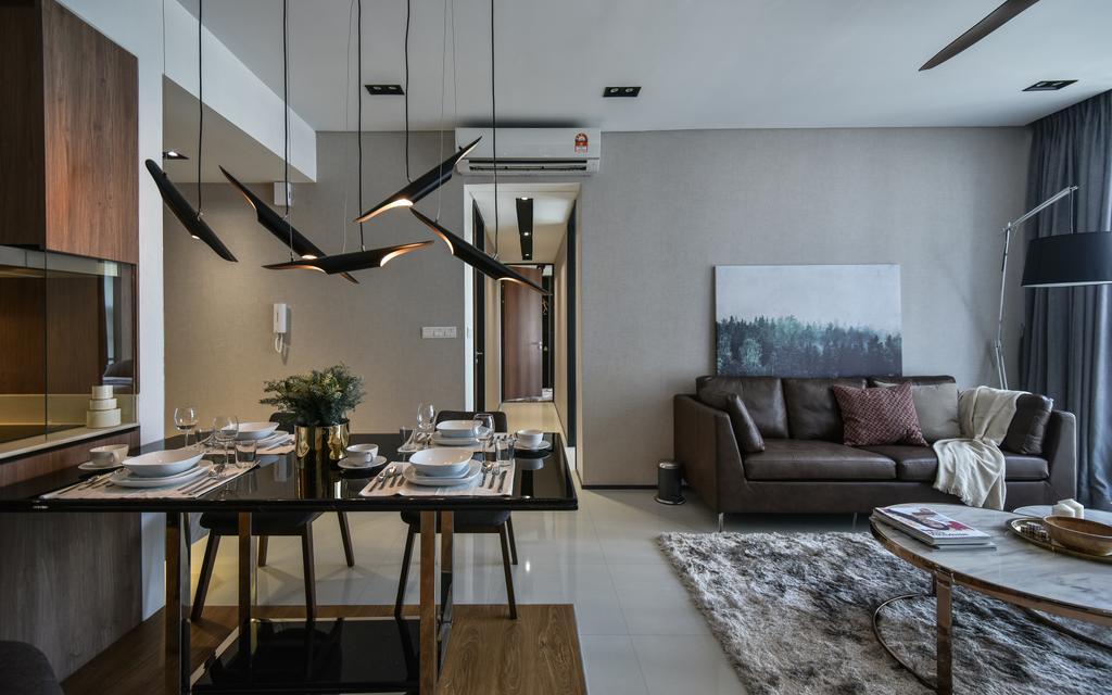 The Fennel, Kuala Lumpur by Interior+ Design Sdn. Bhd.