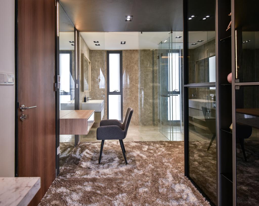 Contemporary, Apartment, The Fennel, Kuala Lumpur, Interior Designer, Interior+ Design Sdn. Bhd.