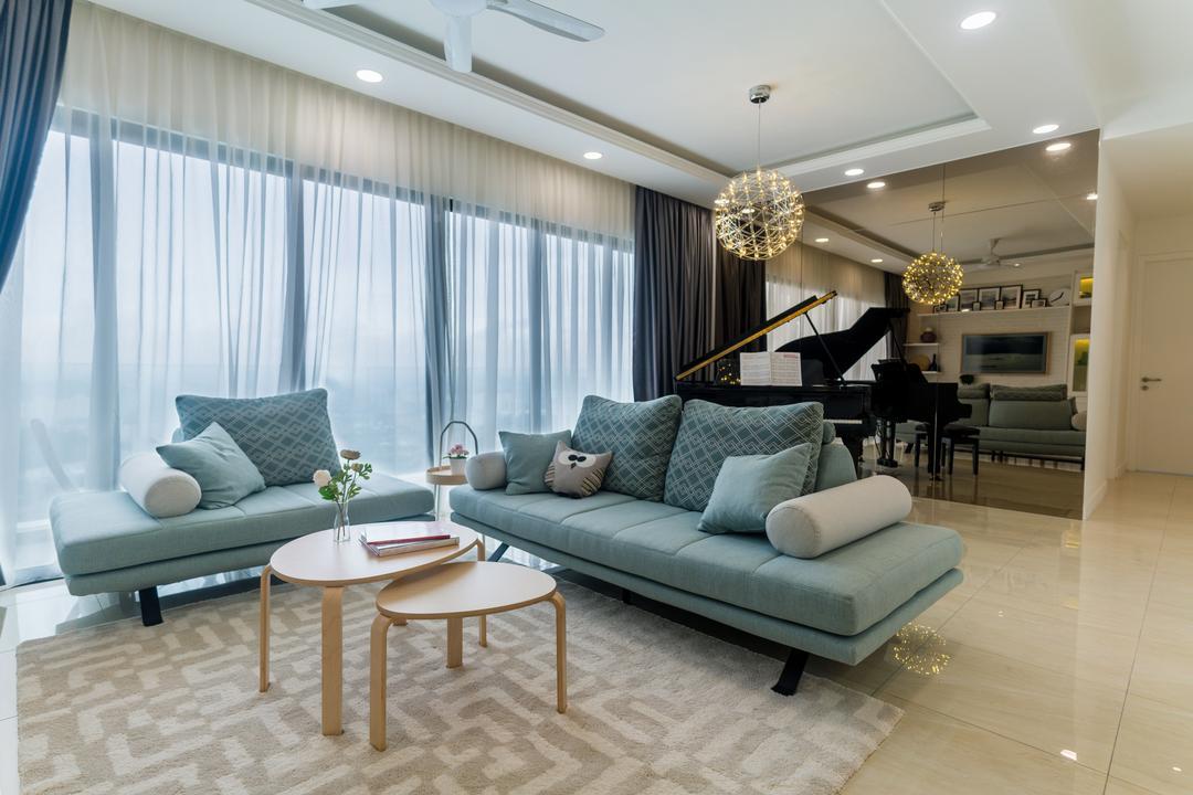 Cloud Tree, Sri Kembangan by Interior+ Design Sdn. Bhd.