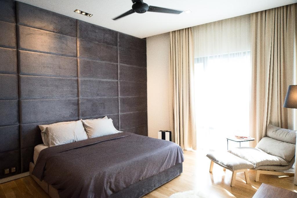 Modern, Apartment, Bedroom, St Marry, Kuala Lumpur, Interior Designer, Interior+ Design Sdn. Bhd.
