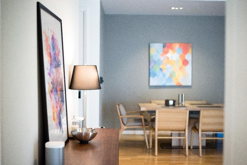 Modern, Apartment, Dining Room, St Marry, Kuala Lumpur, Interior Designer, Interior+ Design Sdn. Bhd.
