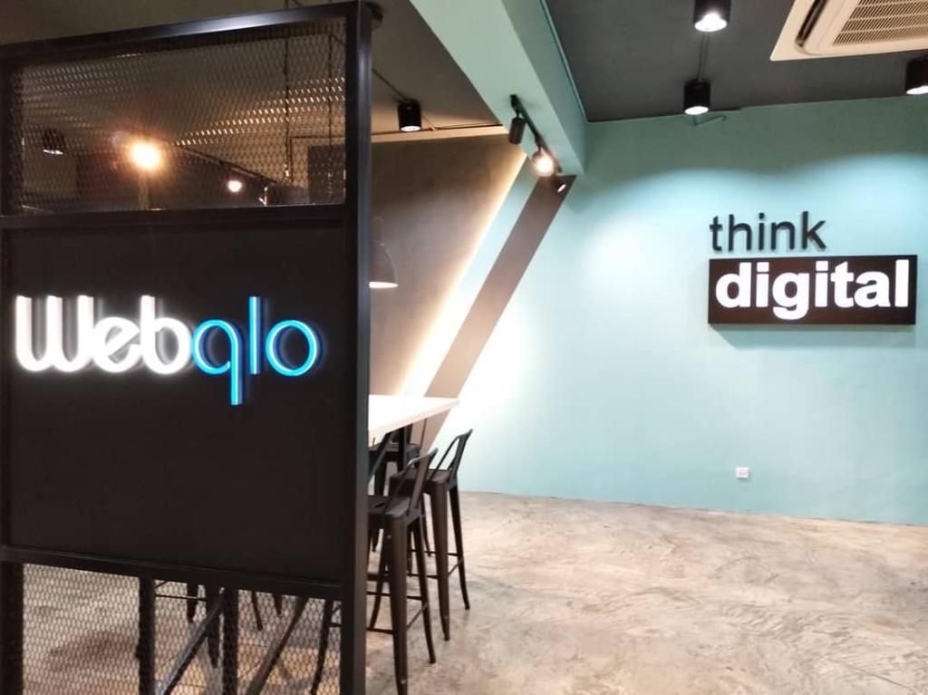 Webqlo Office, Ara Damansara, Commercial, Interior Designer, Spazio Design Sdn Bhd, Modern