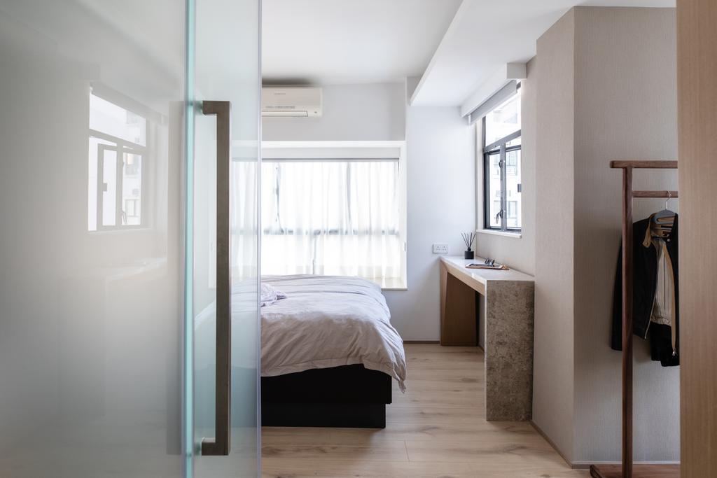 私家樓, 睡房, 光明臺, 室內設計師, MAD Studio Limited